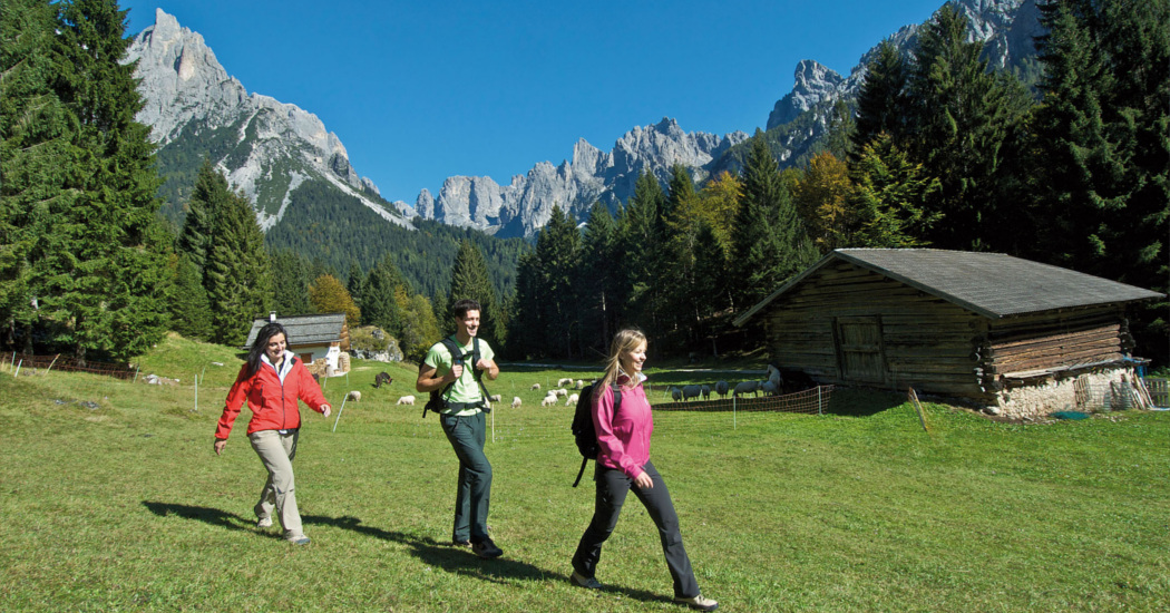 Camminate facili - Dolomiti Walking Hotel
